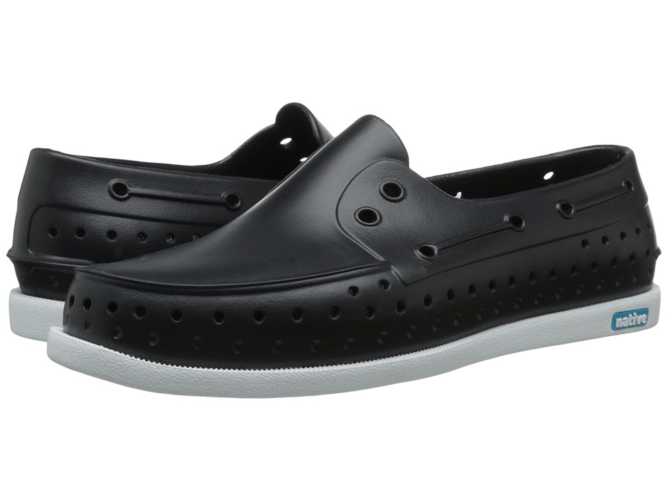 Native Shoes - Howard (Jiffy Black/Shell White) Shoes