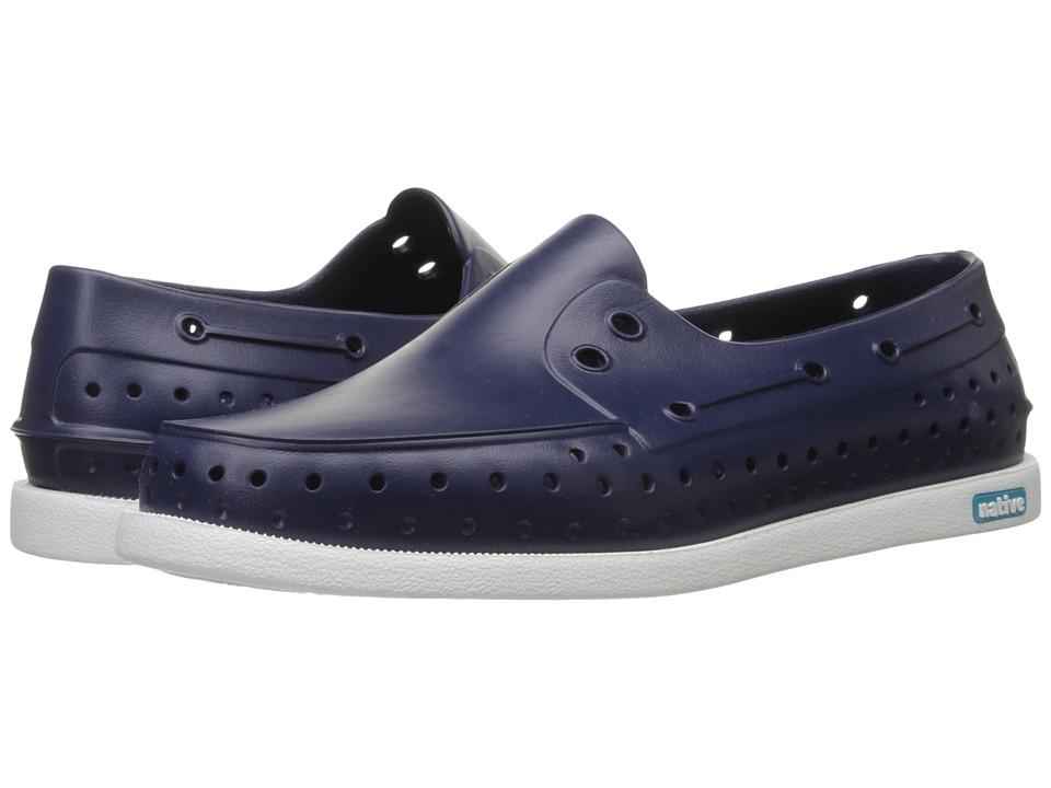 Native Shoes - Howard (Regatta Blue/Shell White) Shoes
