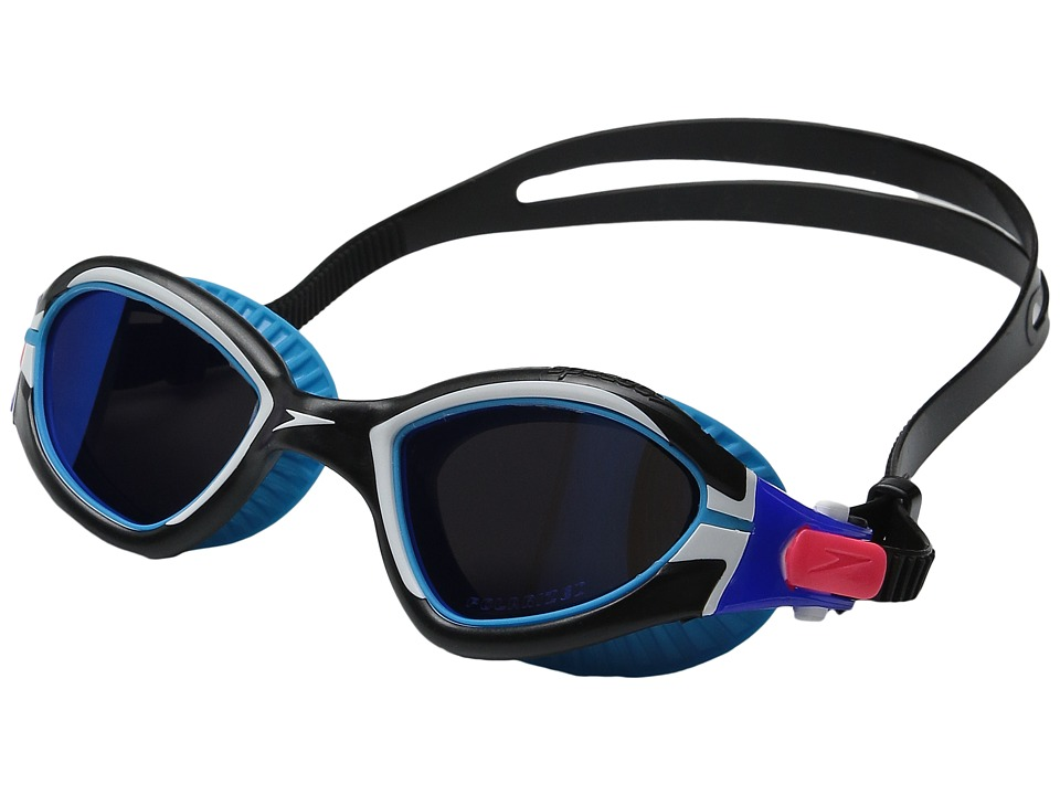 Speedo - MDR 2.4 Polarized Goggle (Blue Hawaii) Water Goggles