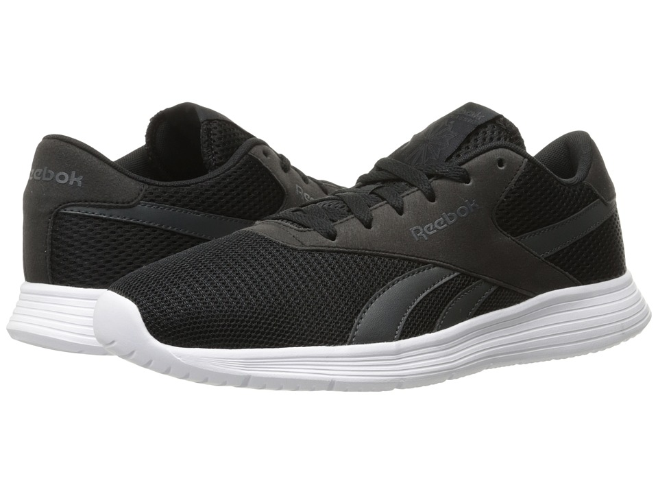 Reebok - Royal EC Ride (Black/Gravel/White) Men's Walking Shoes