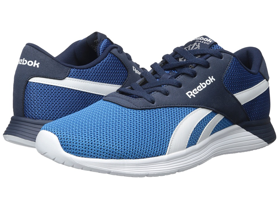 Reebok - Royal EC Ride (Blue Sport/Electric Blue/Collegiate Navy/White) Men's Walking Shoes