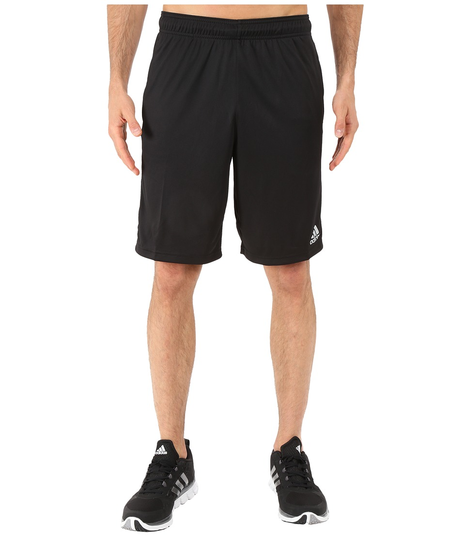 adidas - Climacore Shorts (Black/Black) Men's Shorts