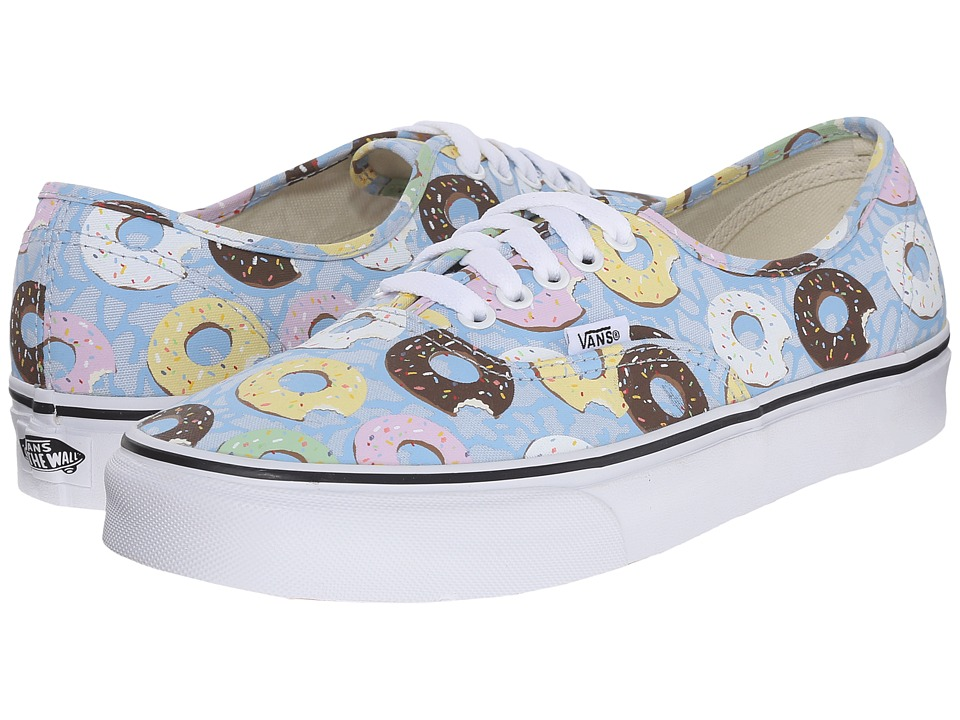 Vans - Authentic ((Late Night) Skyway/Donuts) Skate Shoes