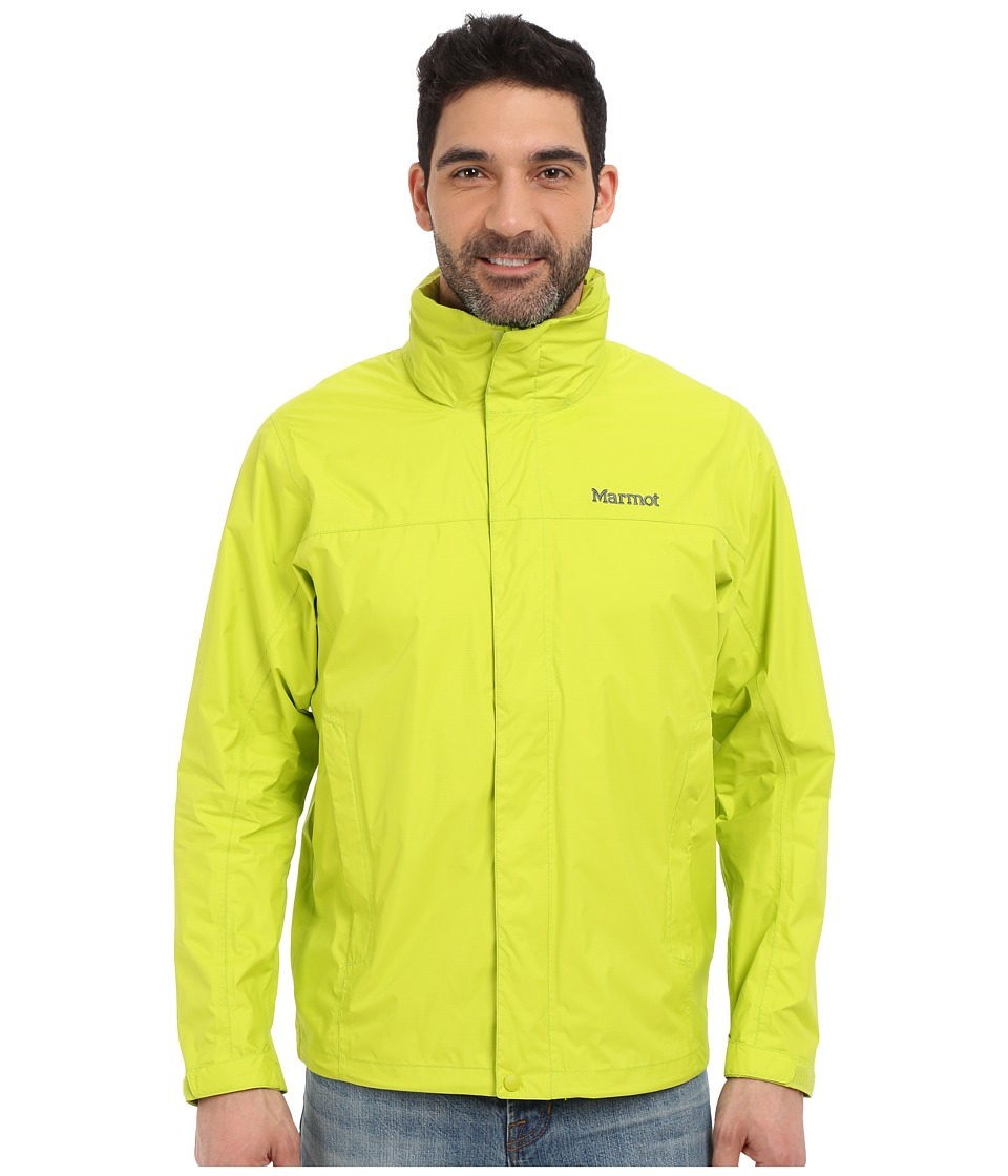 Marmot - PreCip Jacket (Bright Lichen) Men's Jacket
