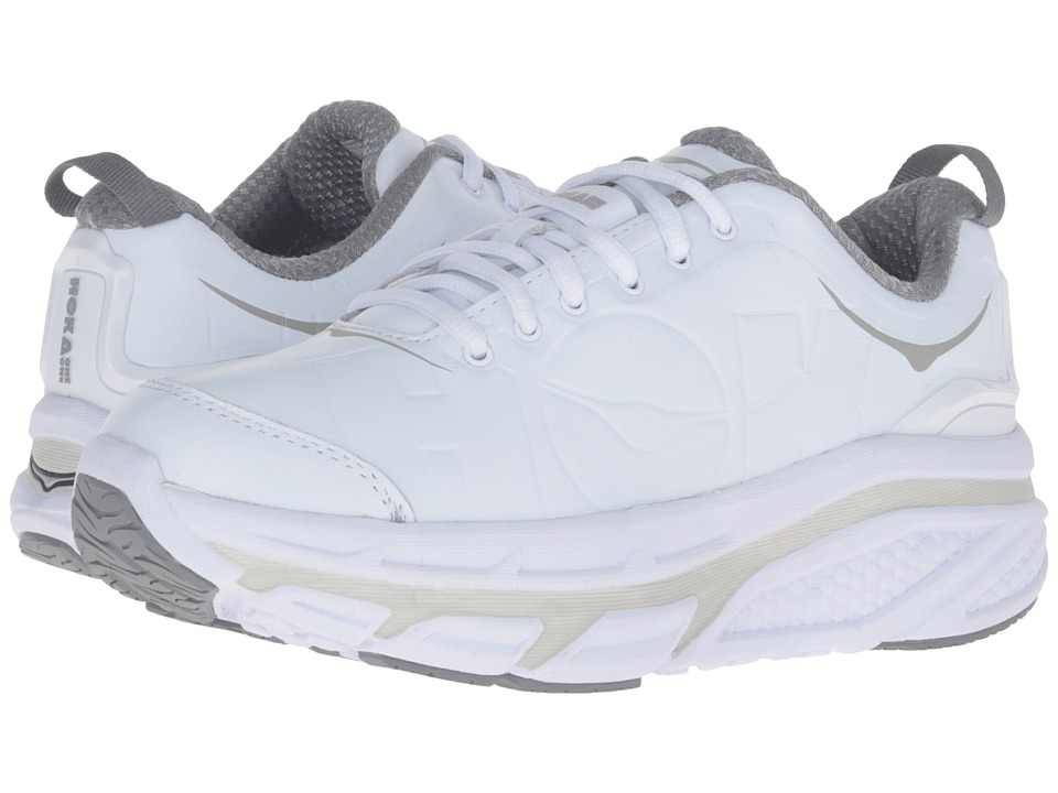 Hoka One One - Valor LTR (White) Women's Shoes