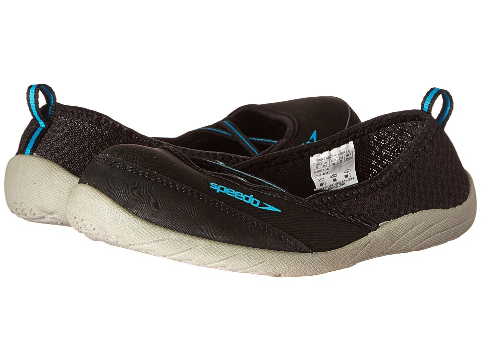 Speedo - Beachrunner 3.0 (Black/Grey) Women's Shoes