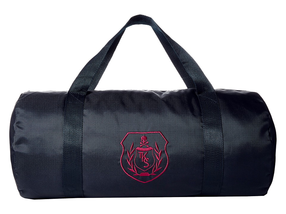 The Kooples - Sport Classic Dots Duffel Bag (Navy) Duffel Bags