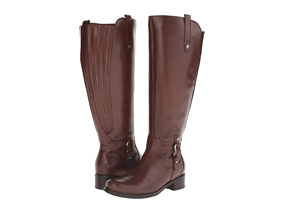 Blondo - Venise Wide Shaft Waterproof (Butterscotch Boston) Women's Boots