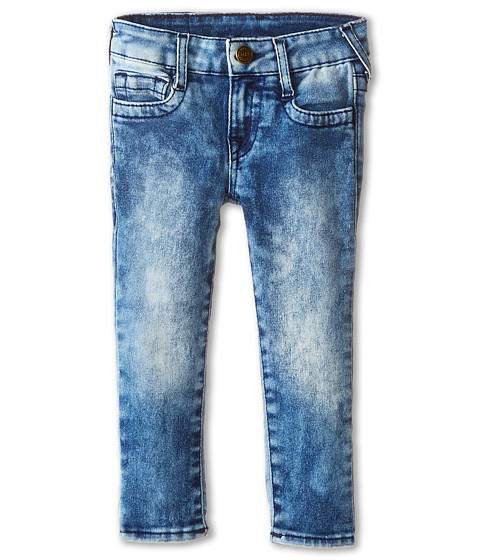 True Religion Kids - Casey Skinny in Rain Wash (Toddler/Little Kids) (Rain Wash) Girl's Jeans