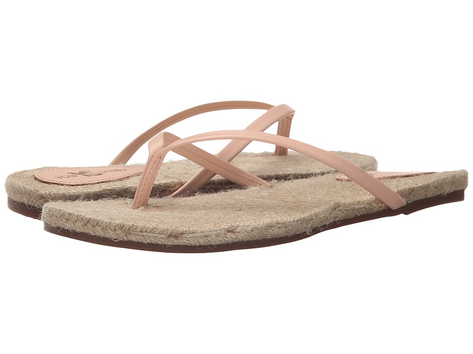 Yosi Samra - Roee Rope (Ballet Pink) Women's Flat Shoes