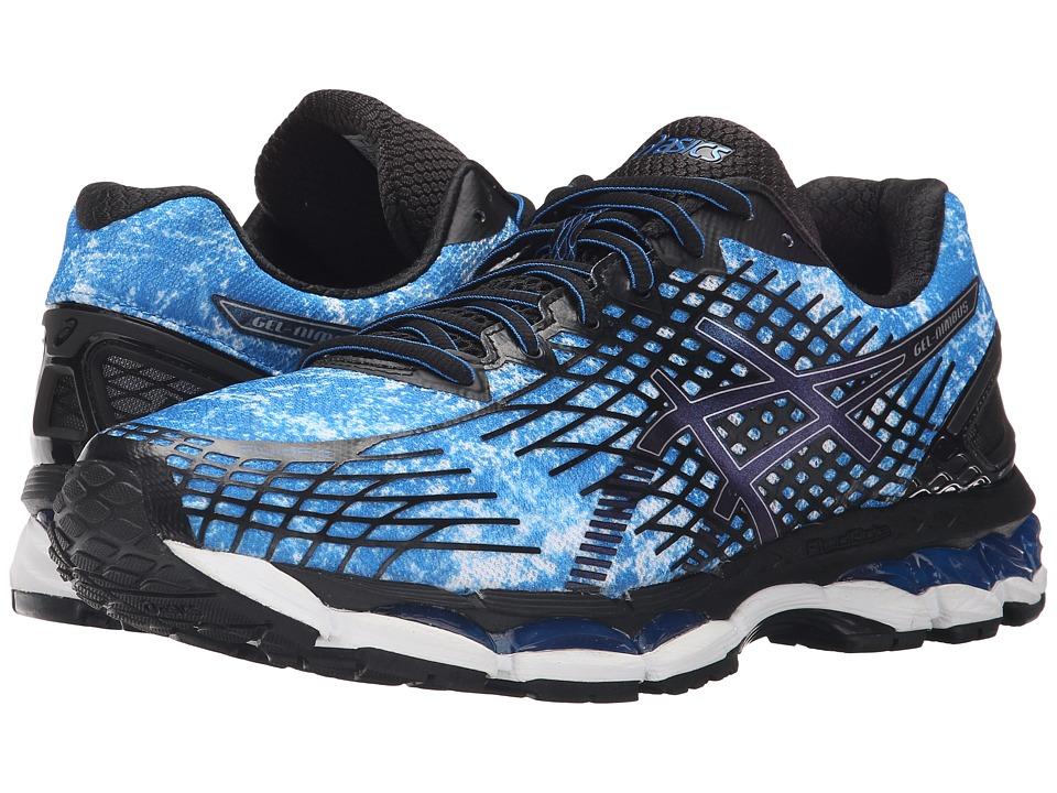 ASICS - Gel-Nimbus 17 (Electric Blue/Black/White) Men's Shoes