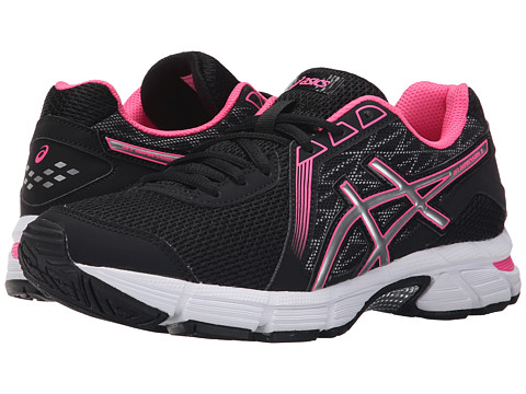 ASICS - GEL - Impression 8 (Black/Silver/Pink Glow) Women