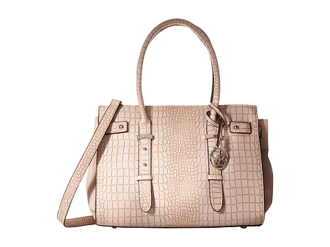 Jessica Simpson - Allison Crossbody Satchel (Ash Rose) Cross Body Handbags