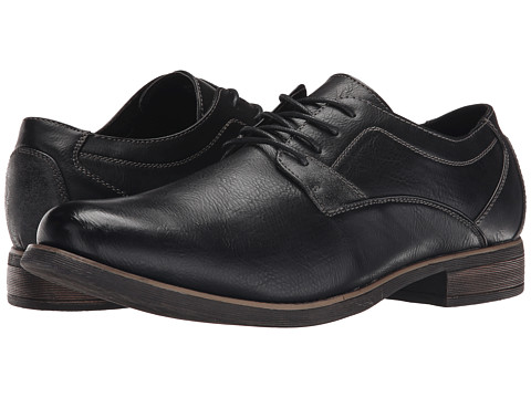 Steve Madden - Built (Black) Men's Lace up casual Shoes