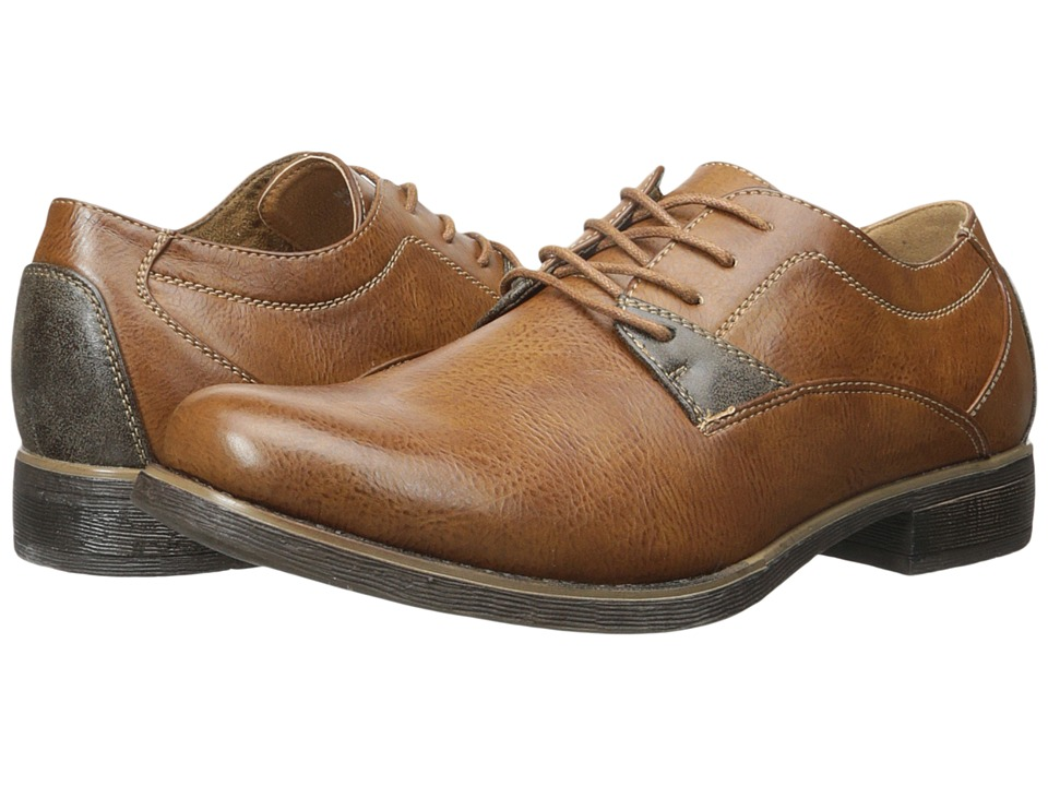 Steve Madden - Built (Tan) Men's Lace up casual Shoes