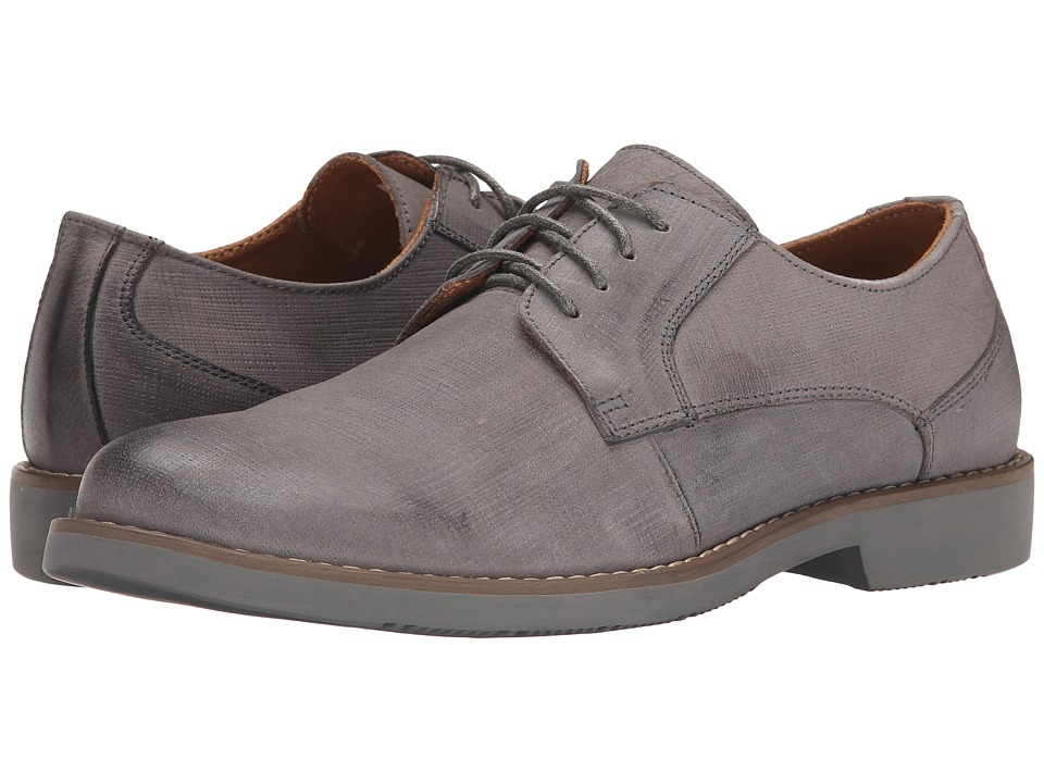 Steve Madden - Trill (Grey) Men's Lace up casual Shoes