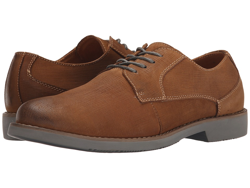 Steve Madden - Trill (Tan) Men's Lace up casual Shoes