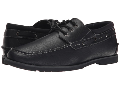 Steve Madden - Jester (Black) Men's Lace up casual Shoes