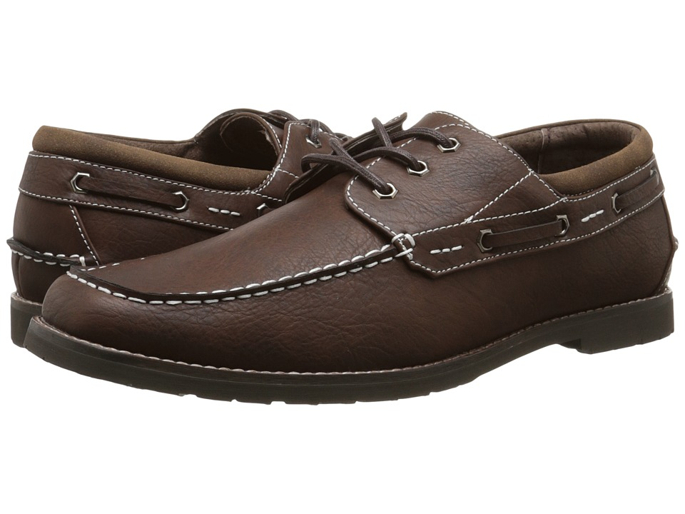 Steve Madden - Jester (Brown) Men's Lace up casual Shoes