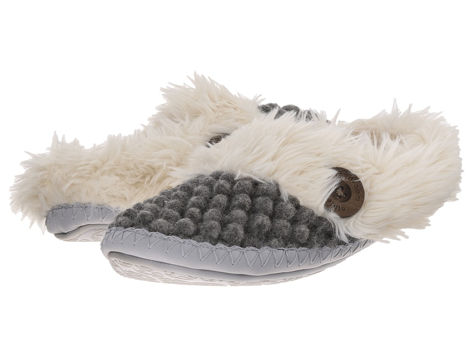 Bedroom Athletics - Alanis (Charcoal) Women's Slippers