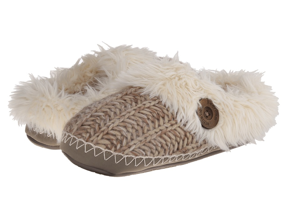 Bedroom Athletics - Lily (Natural) Women's Slippers