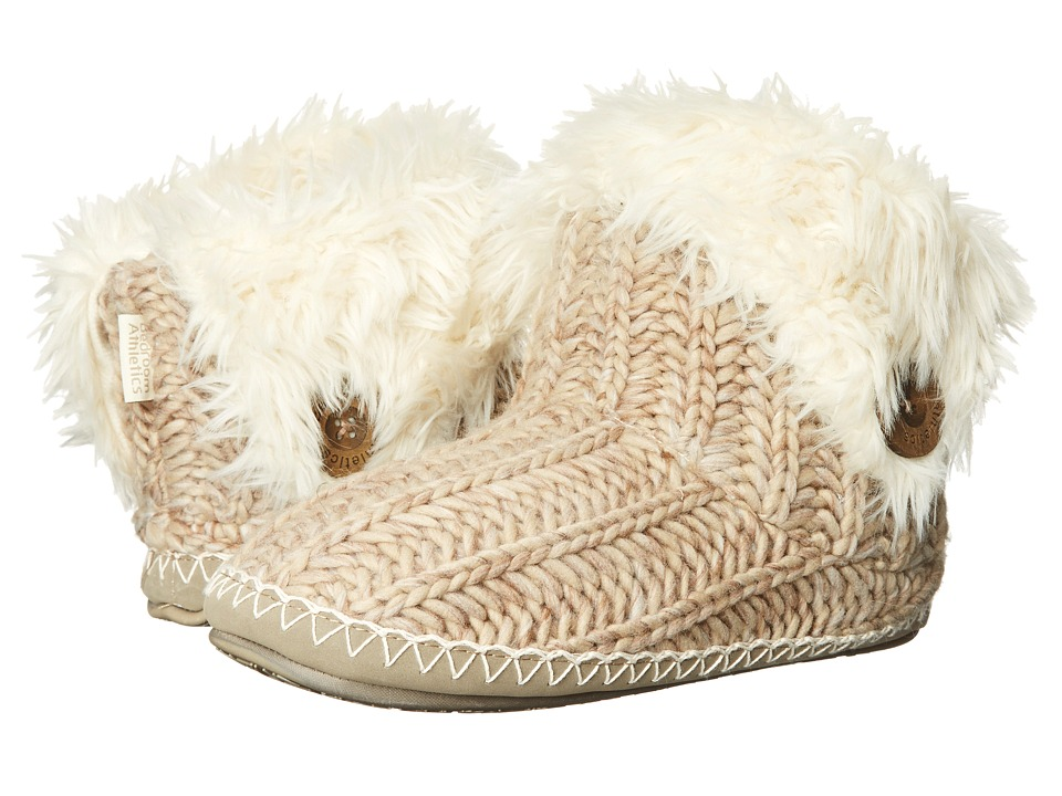 Bedroom Athletics - Toni (Natural) Women's Slippers