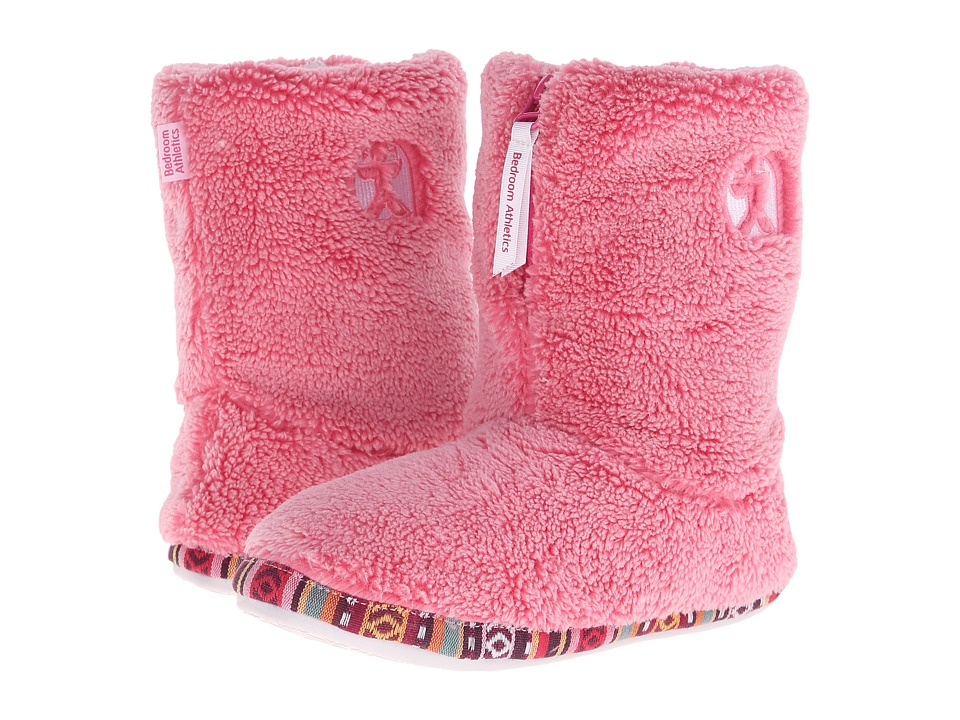 Bedroom Athletics - Ellie (Hot Pink) Women's Slippers