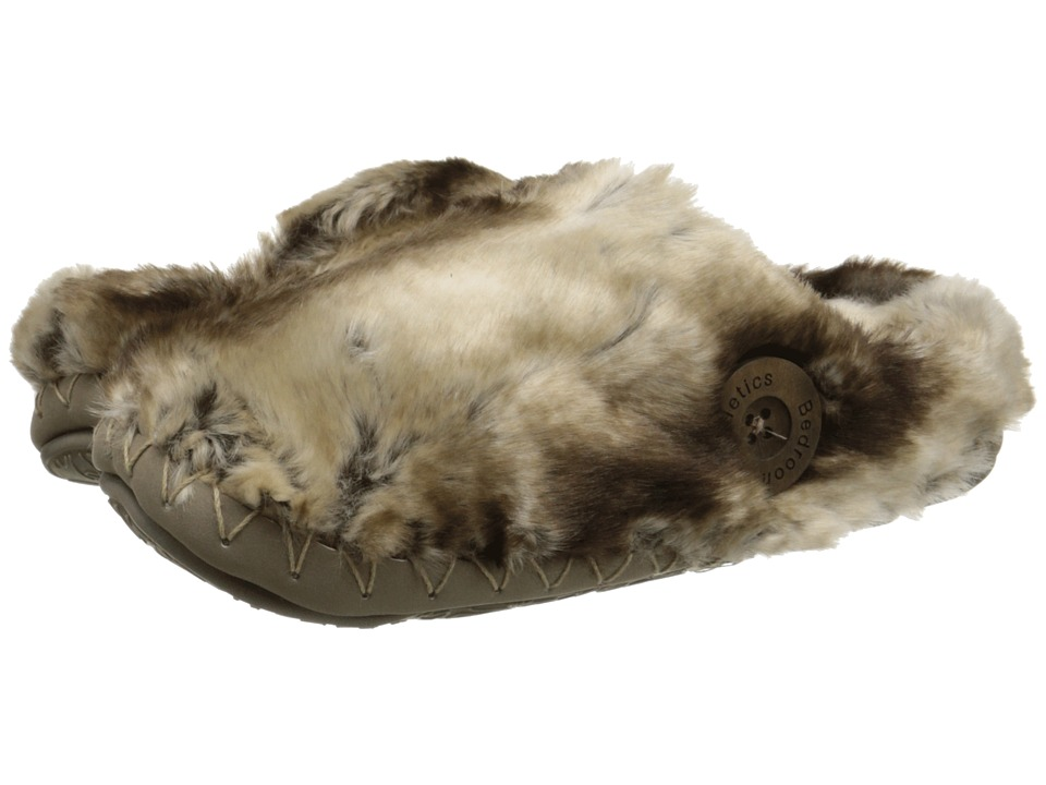 Bedroom Athletics - Paloma (Chinchilla) Women's Slippers
