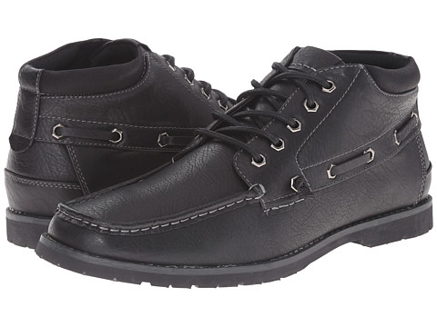 Steve Madden - Jumble (Black) Men's Lace-up Boots