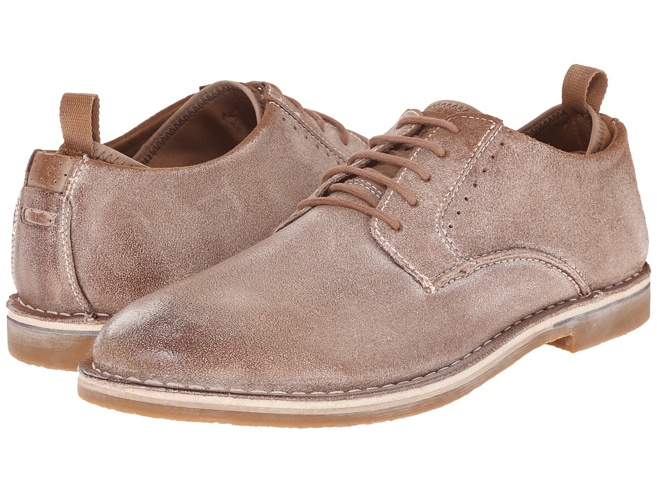 Steve Madden - Stannis (Tan) Men's Lace up casual Shoes