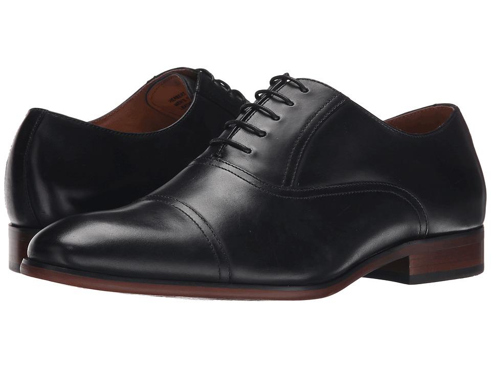 Steve Madden - Herbert (Black) Men's Lace up casual Shoes