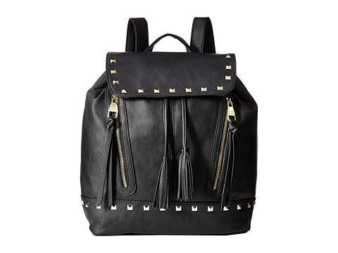 Steve Madden - Bjulia - Stud Stud Trim Julia Backpack (Black) Backpack Bags
