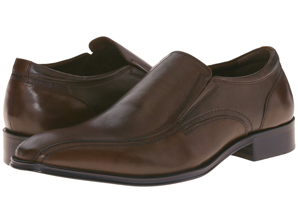 Steve Madden - Canid (Brown Leather) Men