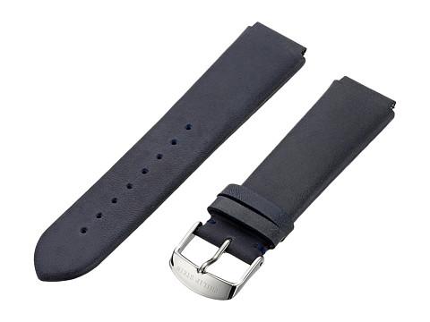 Philip Stein - 20mm Blue Vintage Calf (Blue) Watches
