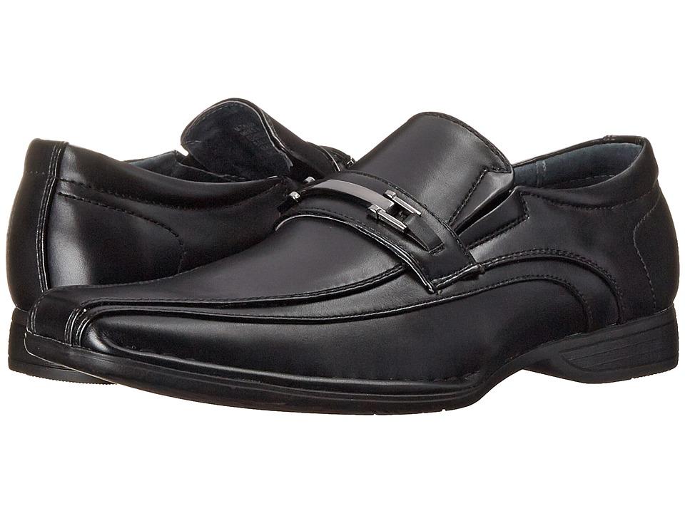 Steve Madden - Talon (Black) Men's Slip on Shoes