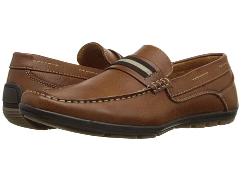 Steve Madden - Nave (Tan) Men's Slip on Shoes