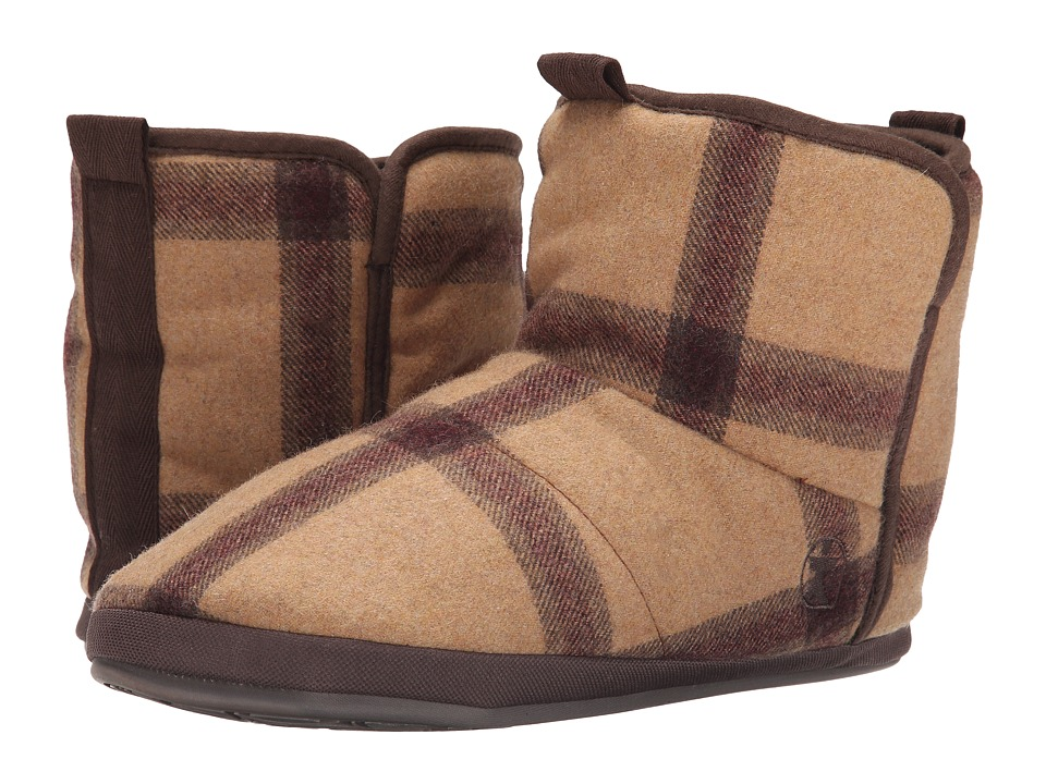 Bedroom Athletics - Depp (Tan/Brown) Men's Slippers