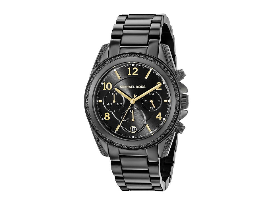 Michael Kors - Blair (MK6283 - Black) Watches
