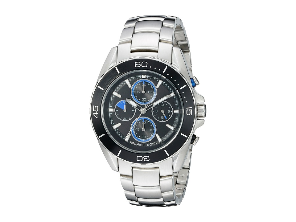 Michael Kors - Jet Master (MK8462 - Stainless Steel) Watches