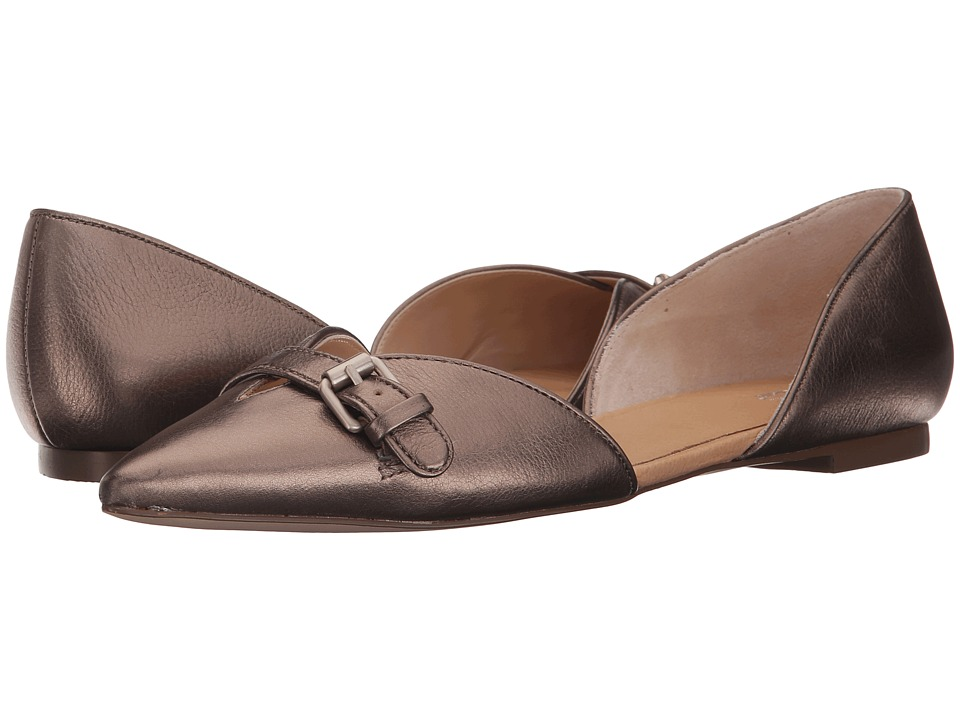 Dr. Scholl's - Tivoli - Original Collection (Molten Pewter) Women's Slip on Shoes