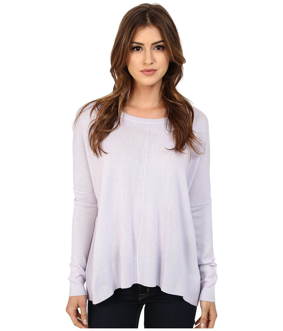 Joie - Narcisse Top (Heather Icy Lilac) Women