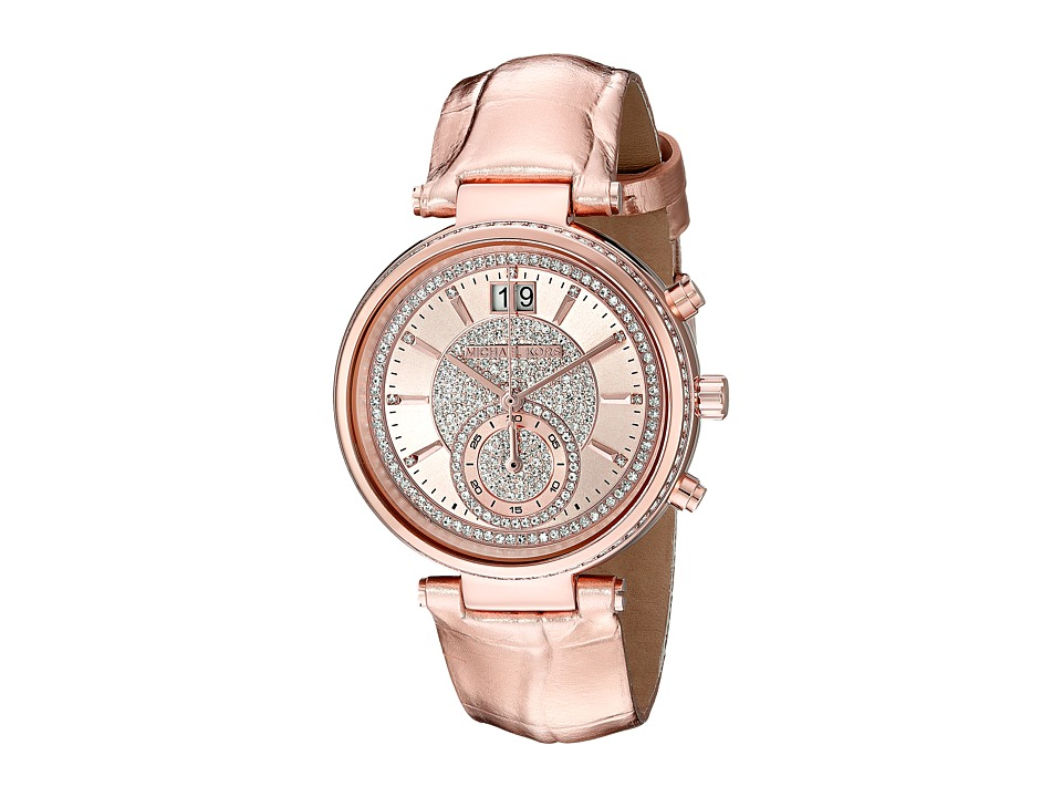 Michael Kors - Sawyer (MK2445 - Rose Gold) Watches
