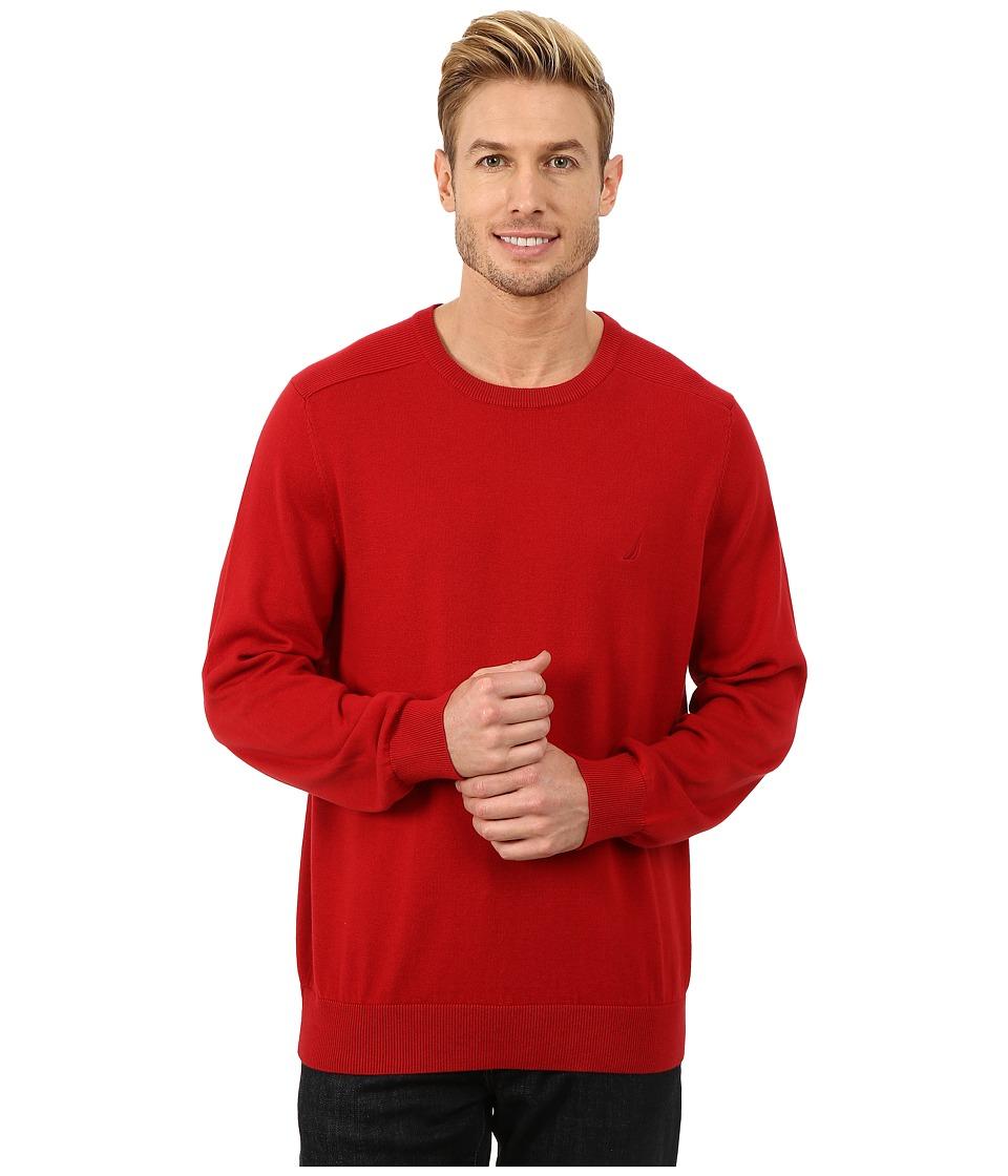 Джемпер Красный Мужской