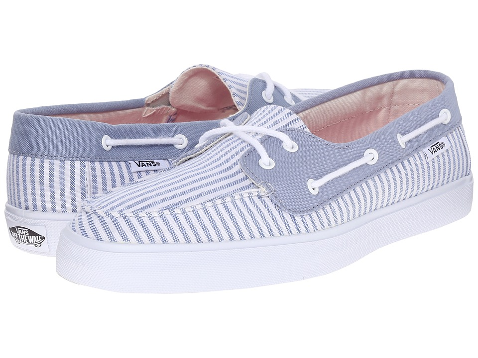 Vans - Chauffette SF ((Stripe) Faded Denim) Women