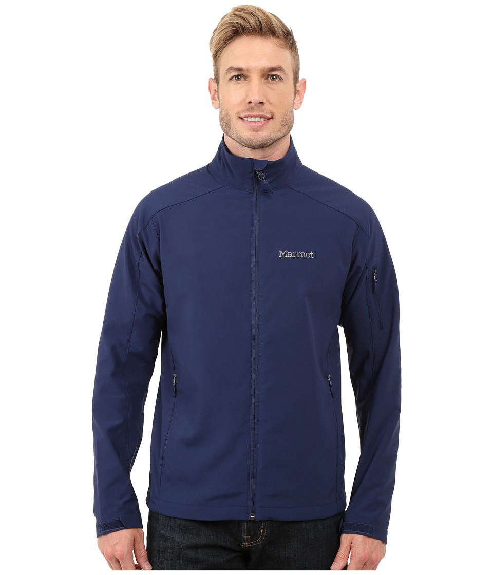 Marmot - Approach Jacket (Arctic Navy) Men's Coat