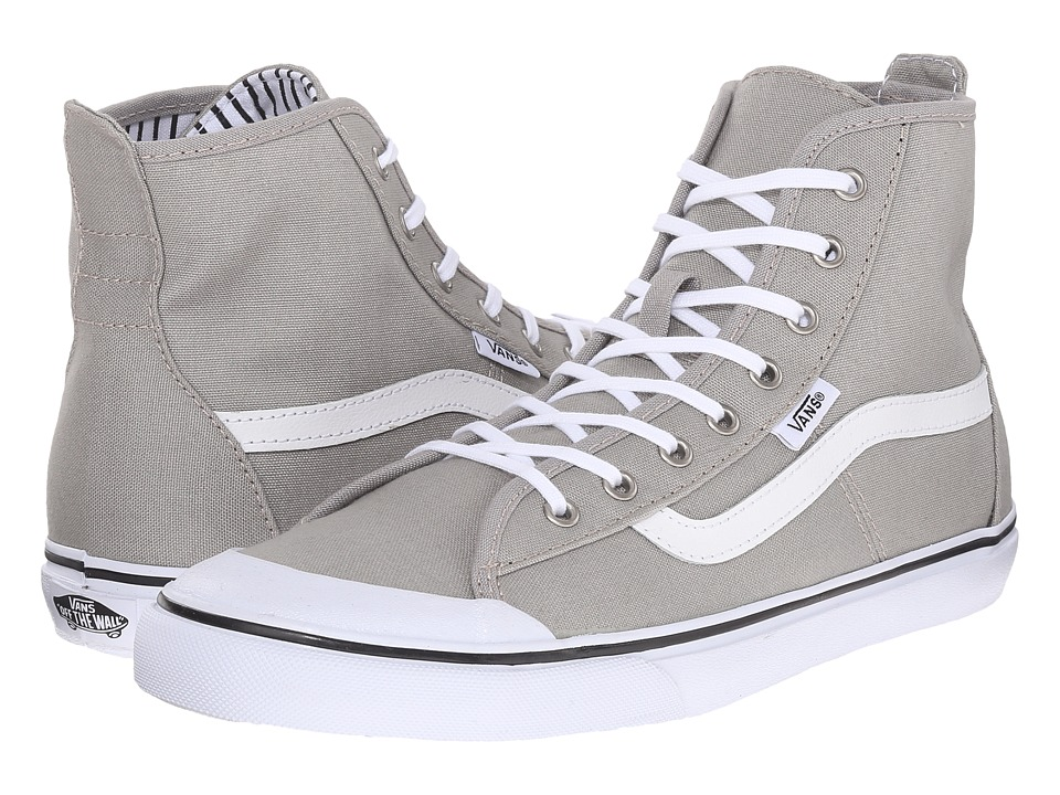 Vans - Dazie-Hi (Drizzle/True White) Women