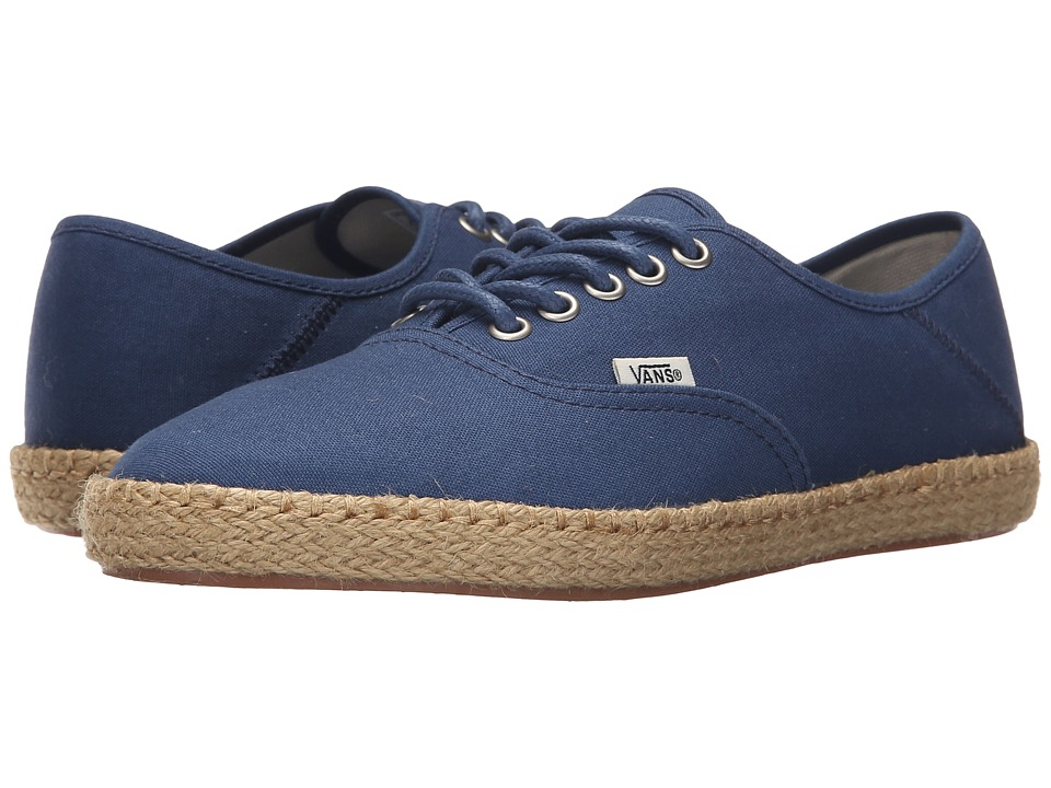 Vans - Authentic ESP (Ensign Blue) Women's Lace up casual Shoes