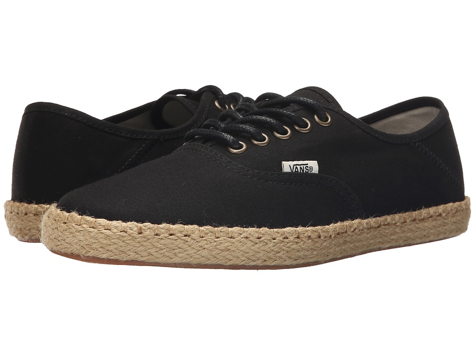 Vans - Authentic ESP (Black) Women's Lace up casual Shoes