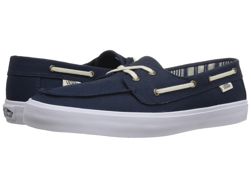 Vans - Chauffette SF ((Multi Stripe) Dress Blues) Women