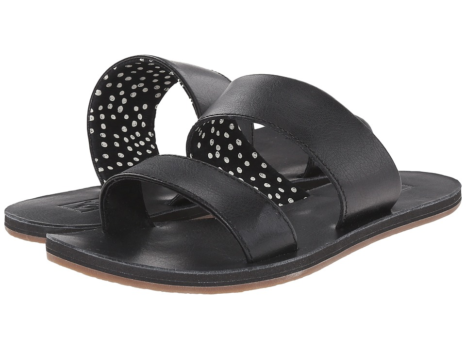 Vans - Lita ((Dots) Black) Women's Sandals